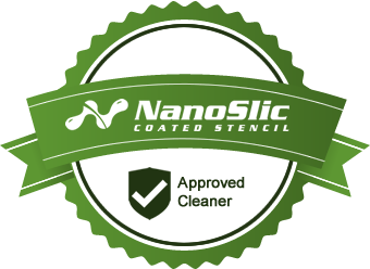 NanoSlic Approved Logo